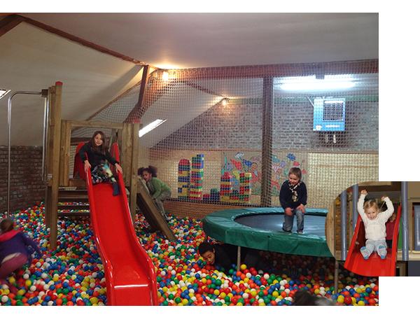 Spielräume im Hof