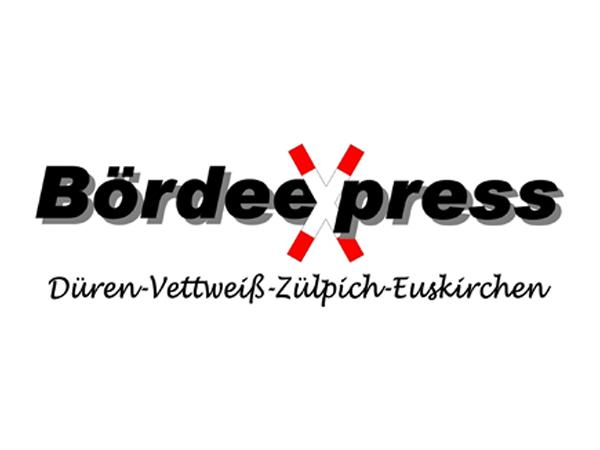 Logo Bördeexpress