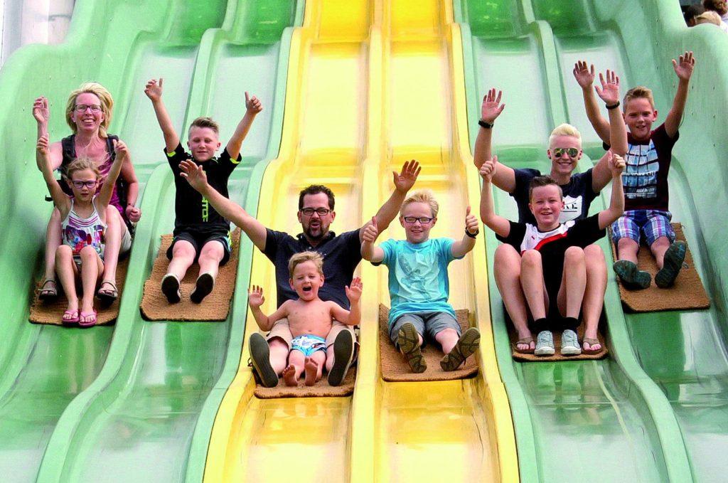 Ausflugsziel, Spielplatz & Freizeitpark für Familien